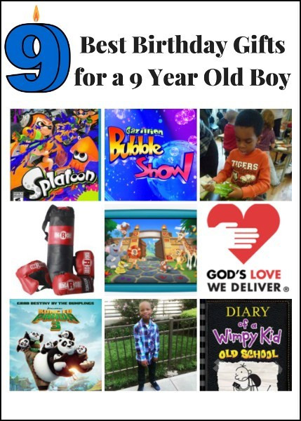 Best ideas about Birthday Gifts For 9 Yr Old Boy. Save or Pin 9 Best Birthday Gifts for a 9 Year Old Boy Now.