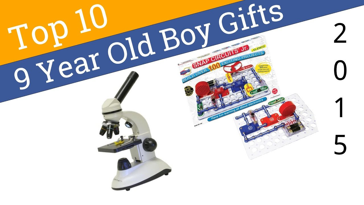 Best ideas about Birthday Gifts For 9 Yr Old Boy. Save or Pin 10 Best 9 Year Old Boy Gifts 2015 Now.