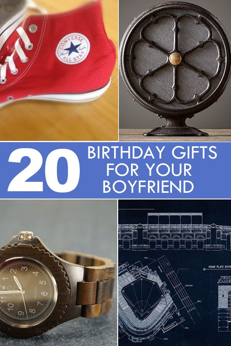 Best ideas about Birthday Gifts For Boyfriend . Save or Pin 20 birthday ts for your boyfriend or other man in your Now.