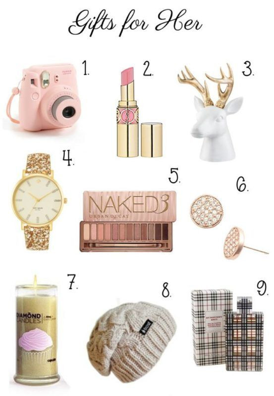 Best ideas about Birthday Gifts For Her Ideas . Save or Pin Best 25 Birthday ts for her ideas on Pinterest Now.