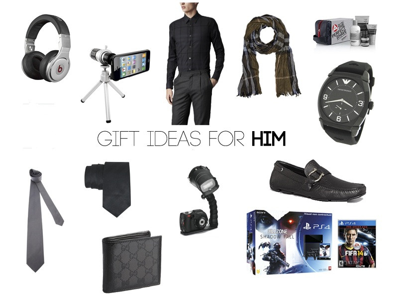 Best ideas about Birthday Gifts For Him 2015 . Save or Pin Gift Ideas for Boyfriend Birthday Gift Ideas For Him Now.