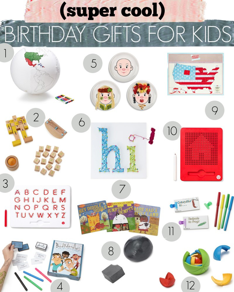 Best ideas about Birthday Gifts For Kids . Save or Pin Super Cool Birthday Gifts for Kids The Motherchic Now.