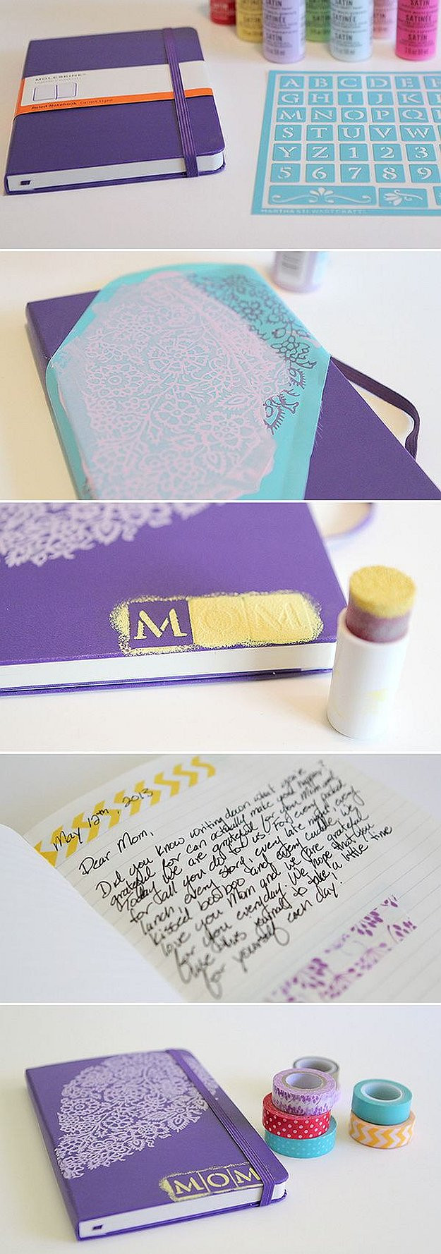Best ideas about Birthday Gifts For Mother . Save or Pin 10 DIY Birthday Gift Ideas for Mom DIY Projects Craft Now.