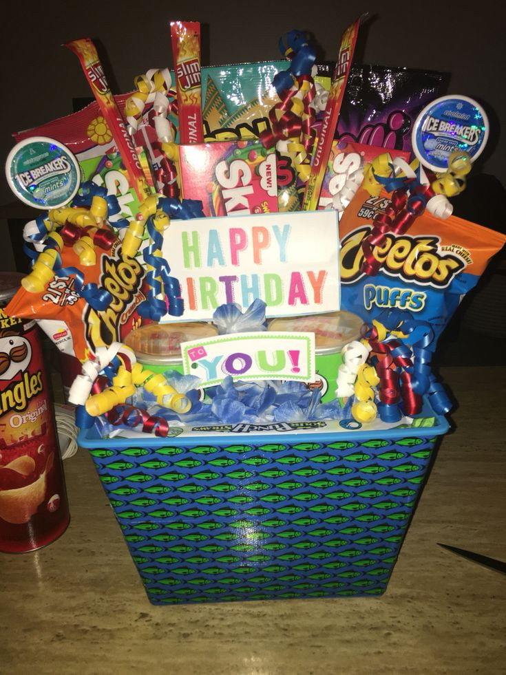 Best ideas about Birthday Gifts From Stores . Save or Pin Best 25 Guy t baskets ideas on Pinterest Now.