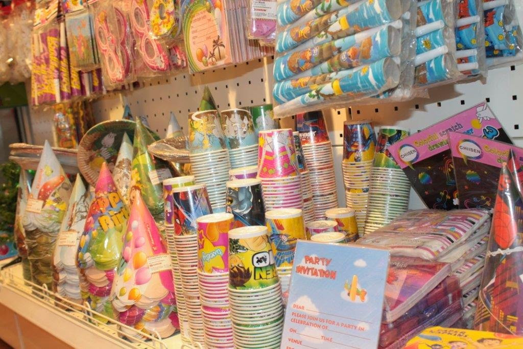 Best ideas about Birthday Gifts From Stores . Save or Pin Party on your Mind Places to Buy Quirky Party Supplies in Now.