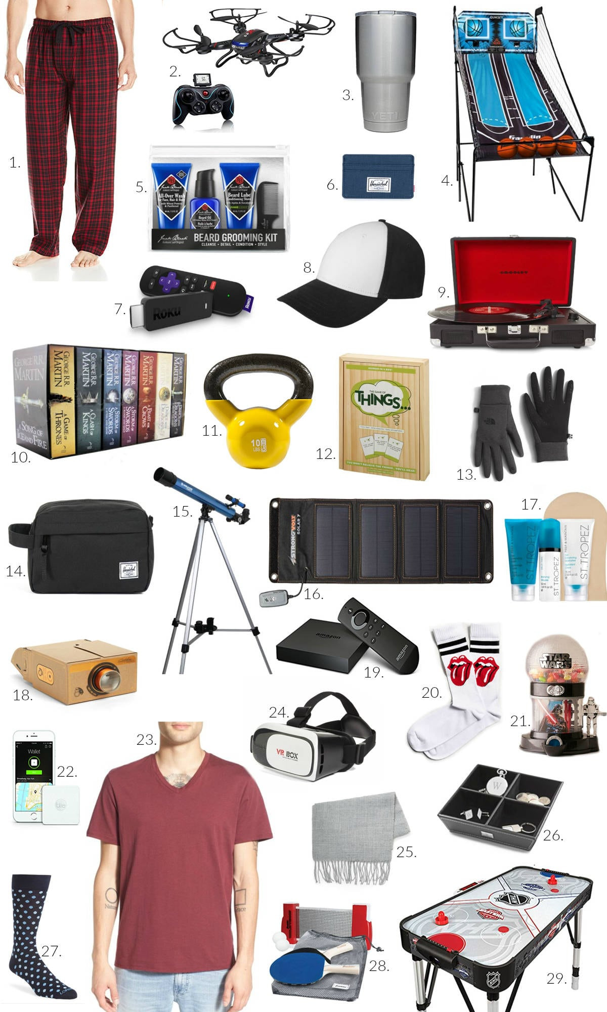 Best ideas about Birthday Gifts Men . Save or Pin Gift Ideas for Him Under $100 Gift Guide Now.