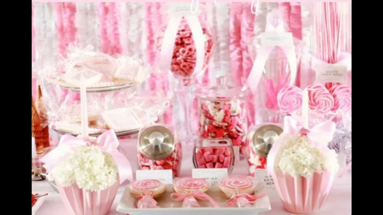 Best ideas about Birthday Girl Decorations . Save or Pin Baby girl first birthday party decorations ideas Home Now.