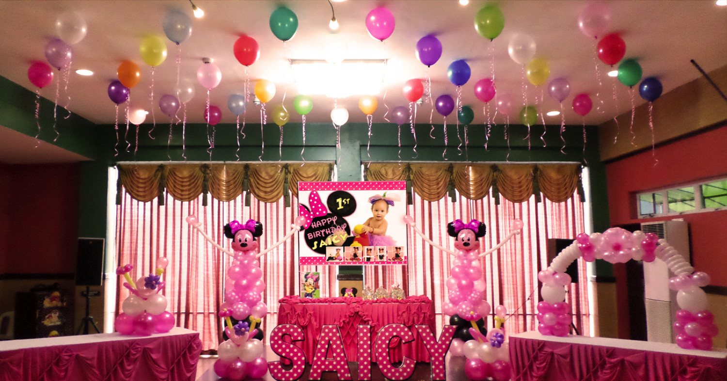 Best ideas about Birthday Girl Decorations . Save or Pin Best Girl Birthday Party Theme Decorations in Hyderabad Now.