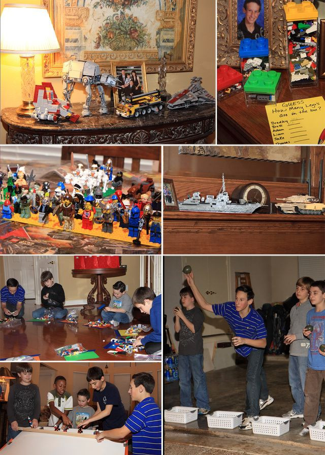 Best ideas about Birthday Ideas For 11 Year Old Boy . Save or Pin 11 Year Old Boy Birthday Party Ideas Now.