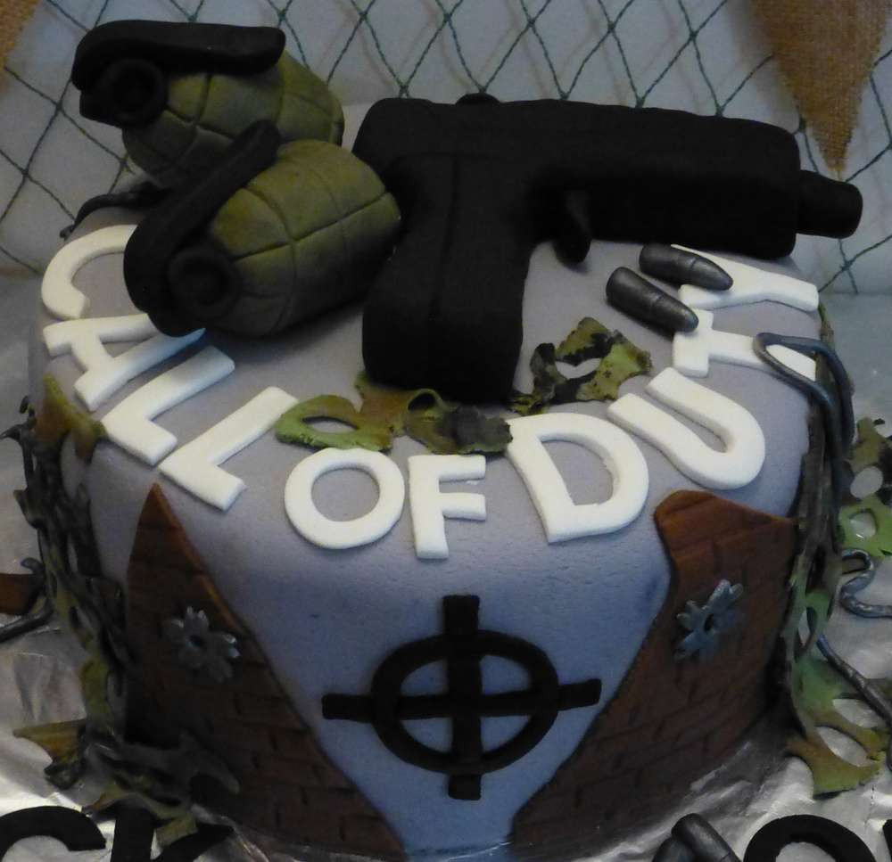 Best ideas about Birthday Ideas For 11 Year Old Boy . Save or Pin Call of Duty Black ops Birthday Party Ideas Now.