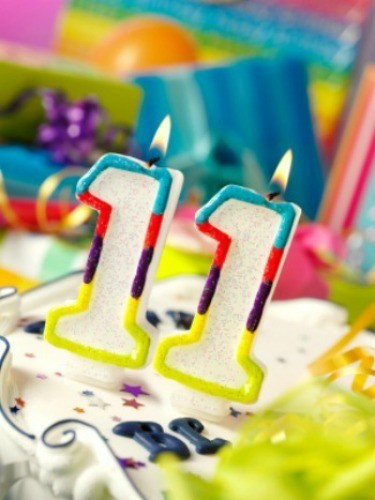 Best ideas about Birthday Ideas For 11 Year Old Boy . Save or Pin 11th Birthday Party Ideas for Girls Now.