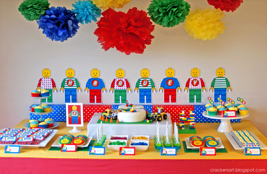 Best ideas about Birthday Ideas For Boys . Save or Pin 50 Awesome Boys Birthday Party Ideas I Heart Naptime Now.