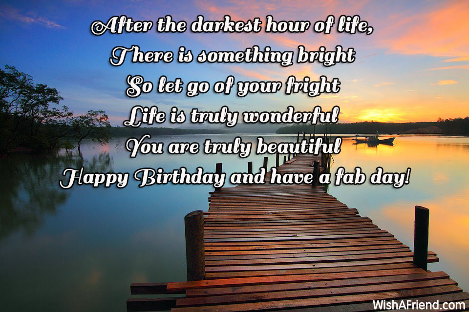 Best ideas about Birthday Inspirational Quotes . Save or Pin Inspirational Birthday Quotes Now.