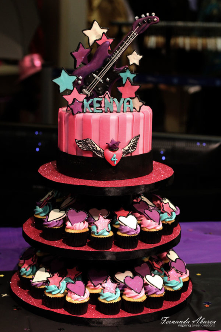Best ideas about Birthday Party Cake . Save or Pin Rock Star Birthday Cake CakeCentral Now.