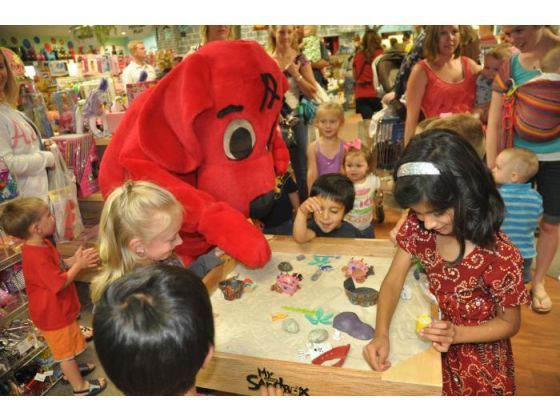 Best ideas about Birthday Party Colorado Springs . Save or Pin Clifford the Big Red Dog came to play during our Cliffords Now.