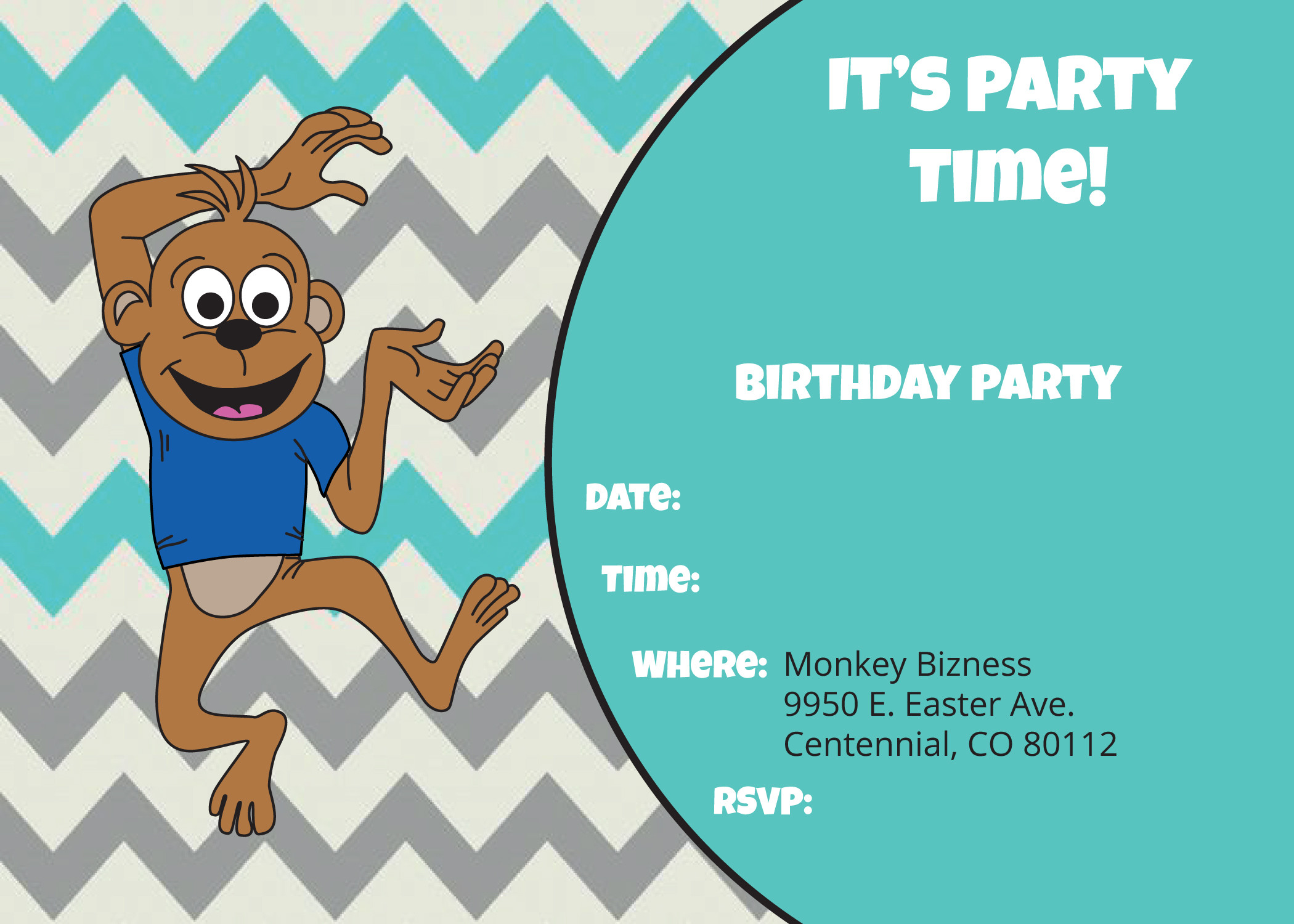 Best ideas about Birthday Party Colorado Springs . Save or Pin Birthday Invitations Now.