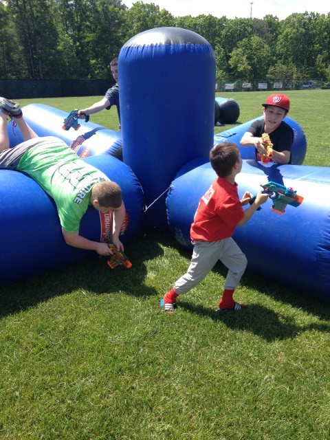 Best ideas about Birthday Party Colorado Springs . Save or Pin Laser Tag Birthday Party in Colorado Springs Lazer Tag Now.