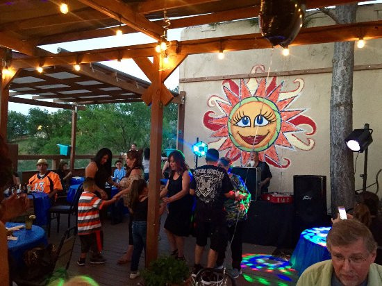 Best ideas about Birthday Party Colorado Springs . Save or Pin Party on Patio Picture of Rudy s Little Hideaway Now.