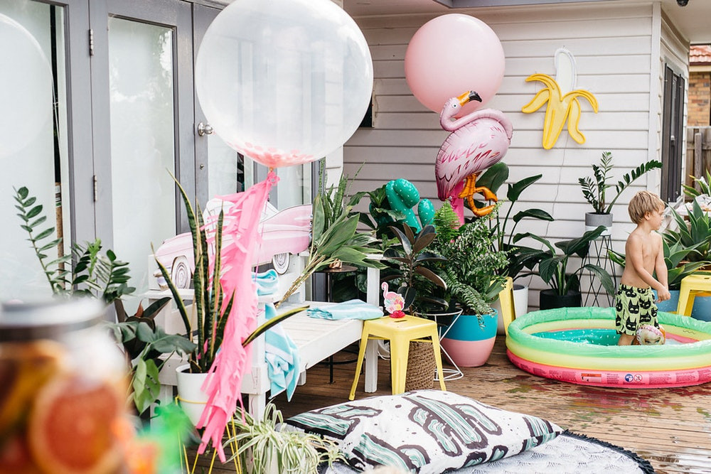 Best ideas about Birthday Party Colorado Springs . Save or Pin Palm Springs Barbie Party Now.