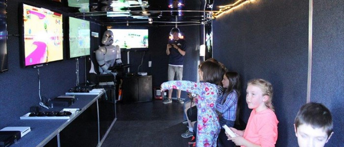 Best ideas about Birthday Party Colorado Springs . Save or Pin Video Game Truck & Laser Tag Party Idea Colorado Springs Now.