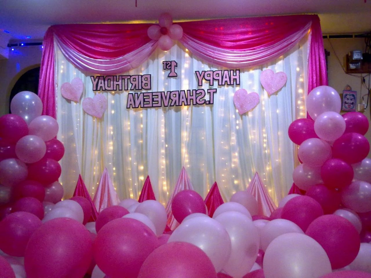 Best ideas about Birthday Party Decorations At Home . Save or Pin christmas party decorations and ideas Now.
