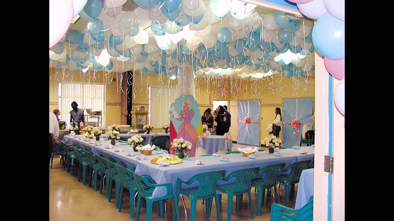 Best ideas about Birthday Party Decorations At Home . Save or Pin at home Birthday Party decorations for kids Now.