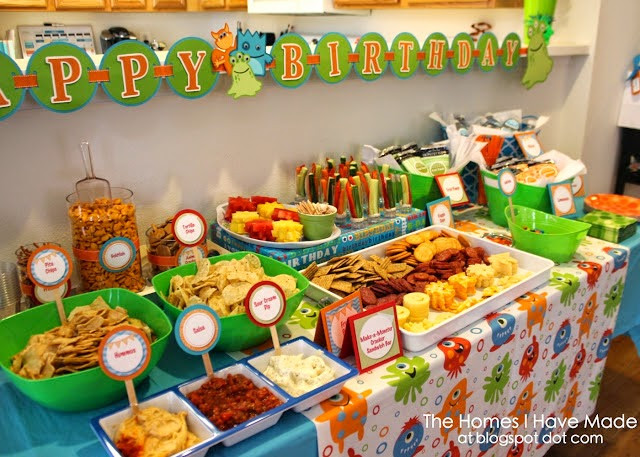 Best ideas about Birthday Party Finger Food Ideas . Save or Pin Birthday Present Ideas Essential Party Ideas For 1st Birthday Now.