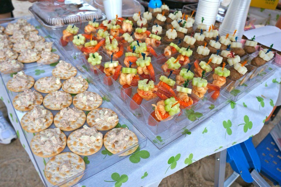 Best ideas about Birthday Party Finger Food Ideas . Save or Pin Finger food evening picnic for a dear sister s 50th Now.