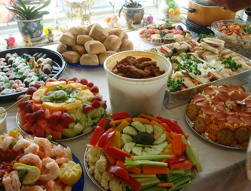 Best ideas about Birthday Party Finger Food Ideas . Save or Pin 7 Healthy Party Foods & Appetizers Now.