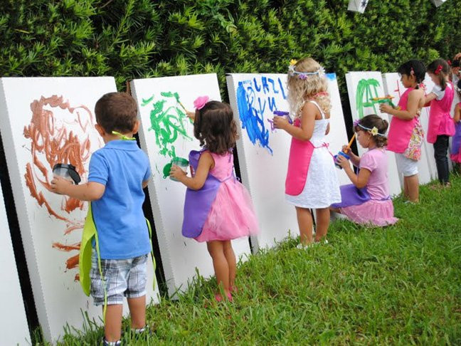 Best ideas about Birthday Party Games For Kids . Save or Pin 15 Awesome Outdoor Birthday Party Ideas For Kids Now.