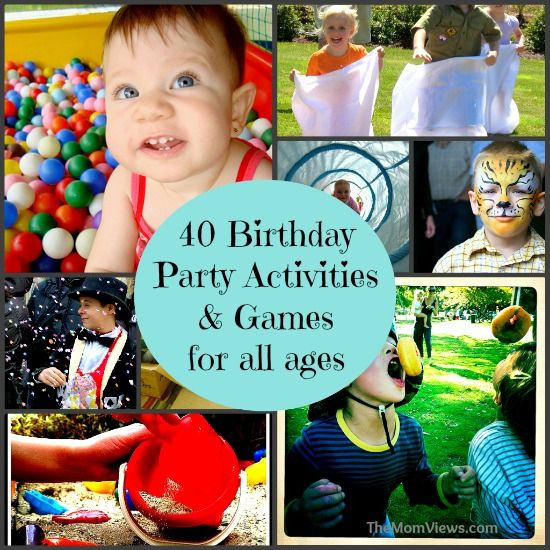 Best ideas about Birthday Party Games For Kids . Save or Pin Birthday Party Activities and Games Now.