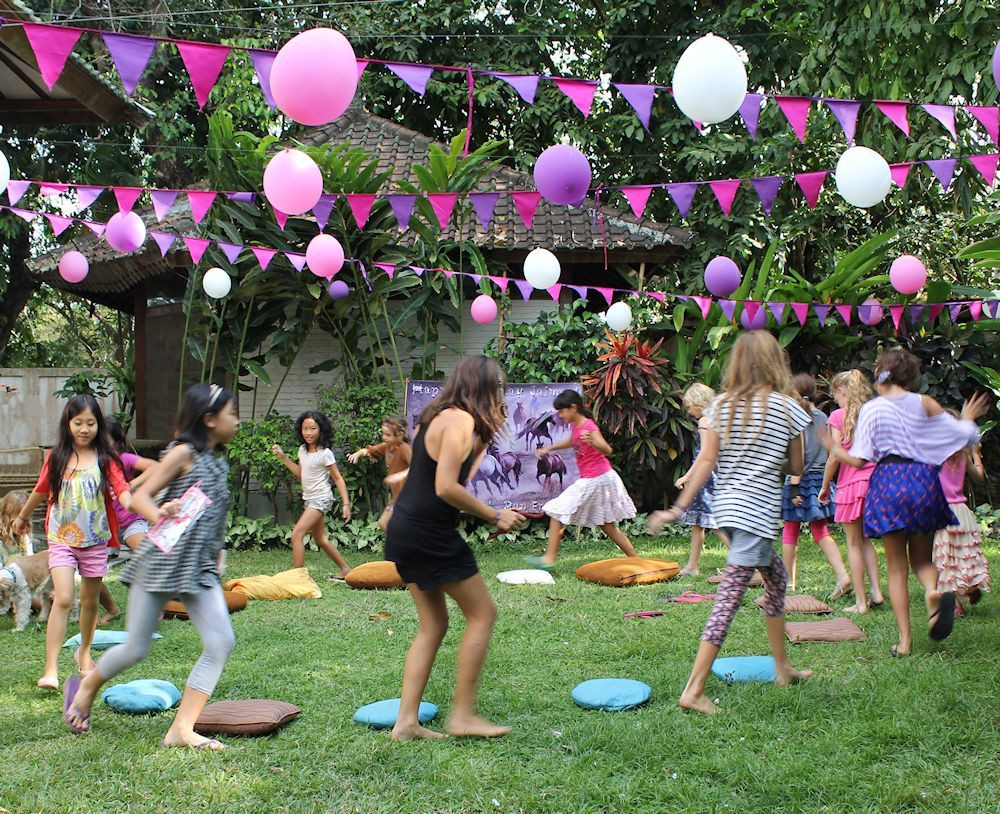 Best ideas about Birthday Party Games For Kids . Save or Pin Bali Kids Party Games and Activities Now.