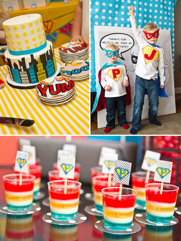 Best ideas about Birthday Party Ideas For Boys . Save or Pin 25 Creative Birthday Party Ideas for Boys Now.