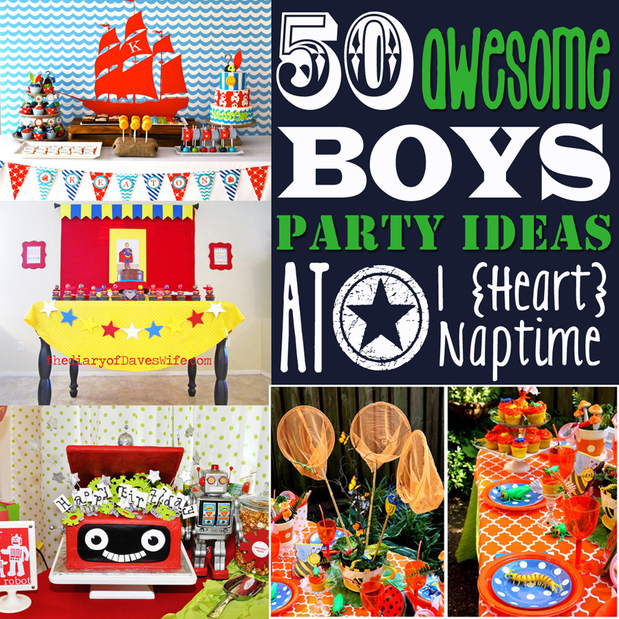 Best ideas about Birthday Party Ideas For Boys . Save or Pin It s a party Stay Work Play New Hampshire Now.