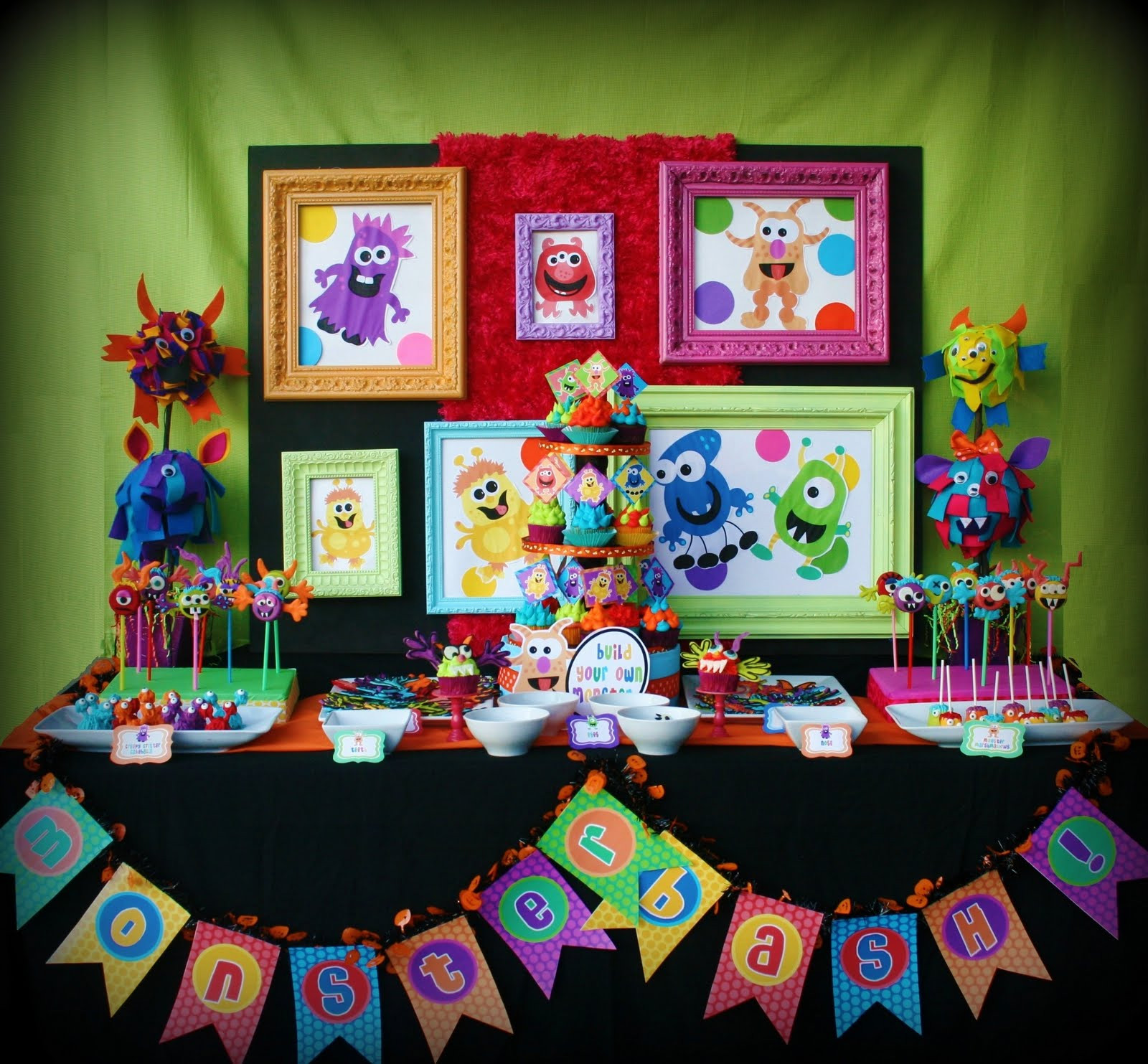 Best ideas about Birthday Party Ideas For Boys . Save or Pin Kids Birthday Party Ideas Birthday Now.