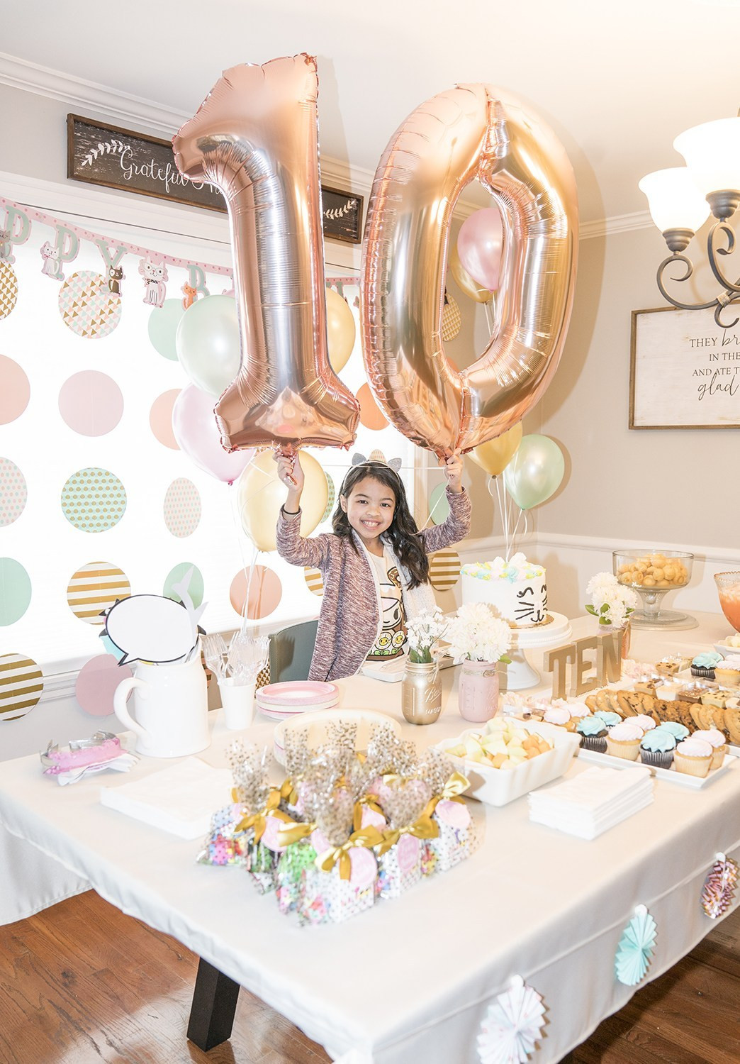 Best ideas about Birthday Party Ideas For Girls . Save or Pin Girls 10th Birthday Party Ideas Now.