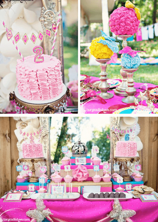 Best ideas about Birthday Party Ideas For Girls . Save or Pin 50 Birthday Party Themes For Girls I Heart Nap Time Now.