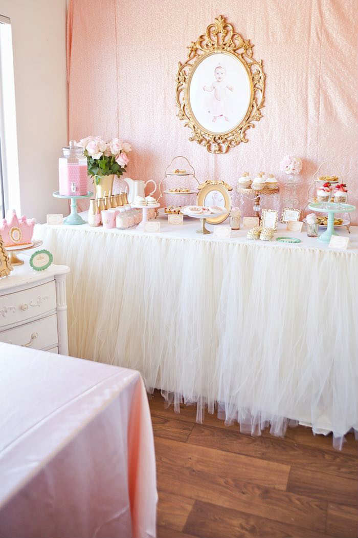 Best ideas about Birthday Party Ideas For Girls . Save or Pin 10 1st Birthday Party Ideas for Girls Part 2 Tinyme Blog Now.