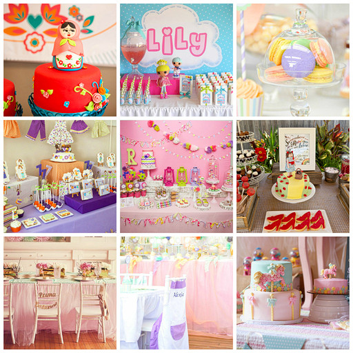 Best ideas about Birthday Party Ideas For Girls . Save or Pin Birthday Party Ideas for Girls Now.