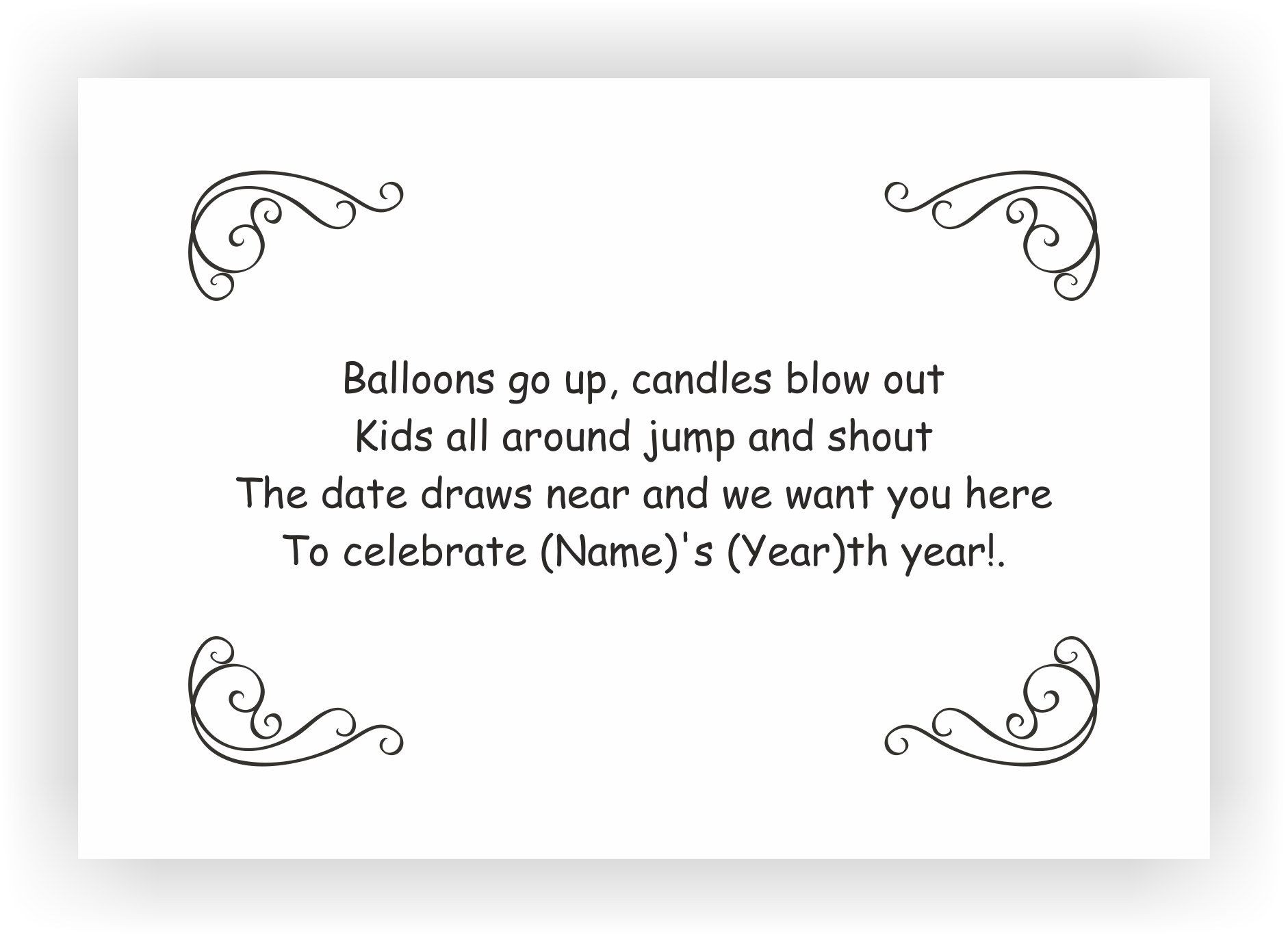 Best ideas about Birthday Party Invitation Message . Save or Pin Birthday Party Invite Messages Now.