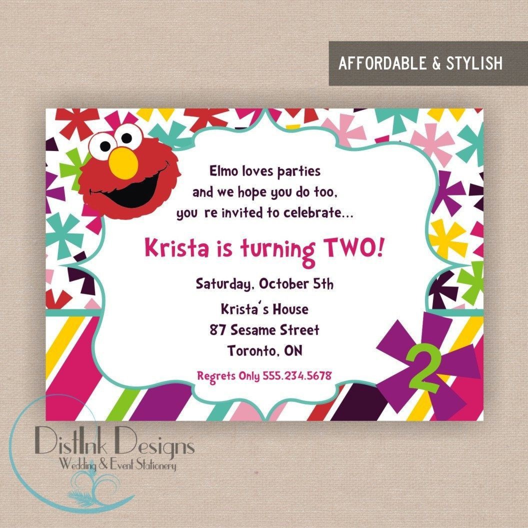 Best ideas about Birthday Party Invitation Message . Save or Pin birthday invitation wording for 2 year old Now.
