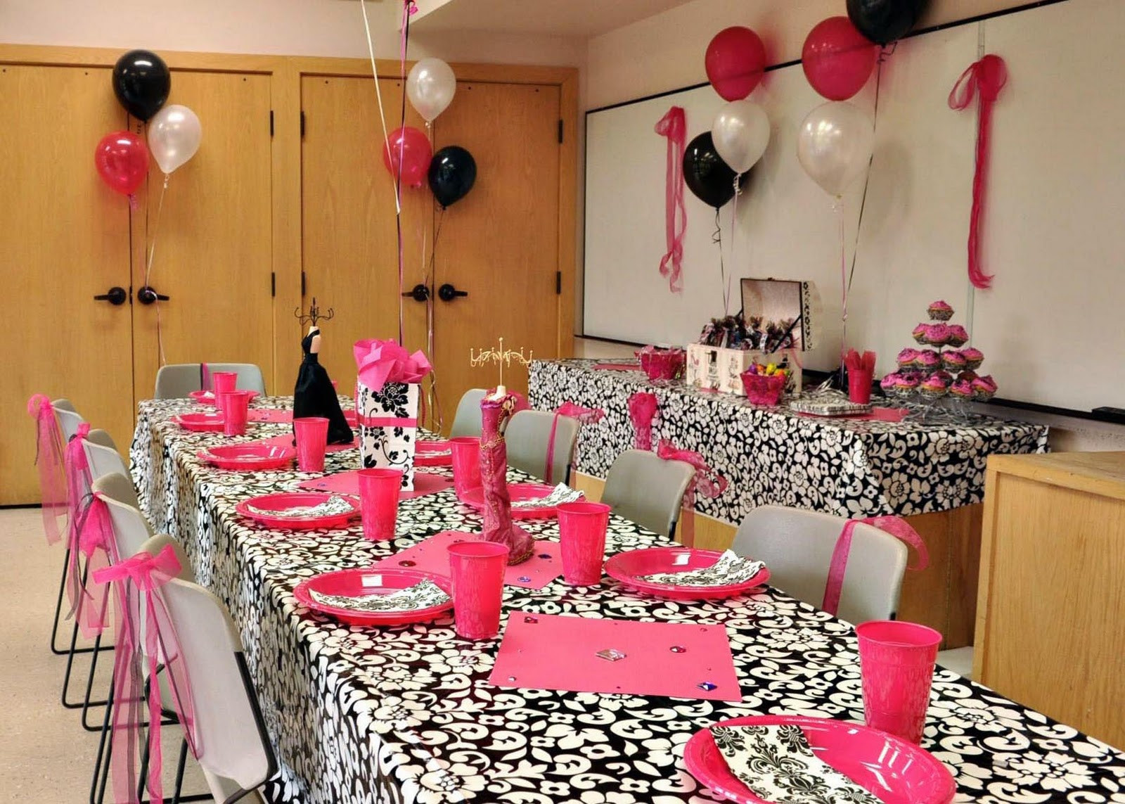 Best ideas about Birthday Party Project . Save or Pin Shelley Dee graphy Project Runway Birthday Party Now.