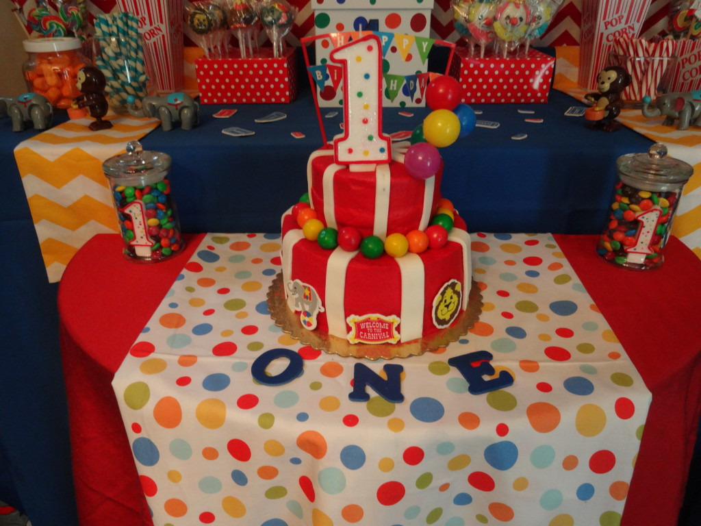 Best ideas about Birthday Party Project . Save or Pin Carnival Birthday Party Project Nursery Now.