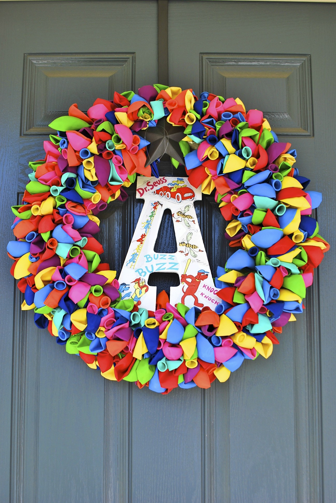 Best ideas about Birthday Party Project . Save or Pin Abigail s Dr Seuss Themed First Birthday Party Project Now.