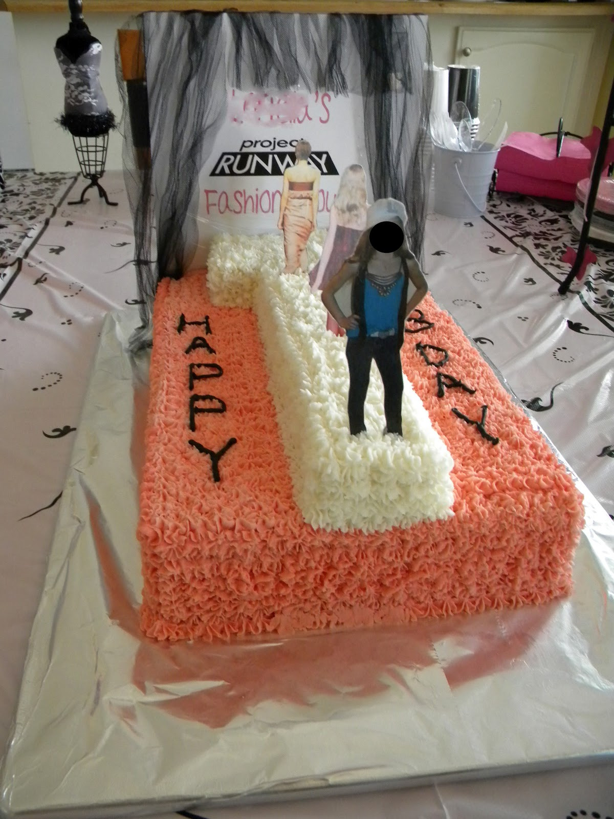 Best ideas about Birthday Party Project . Save or Pin Just A Frugal Mom Project Runway Birthday Party Now.