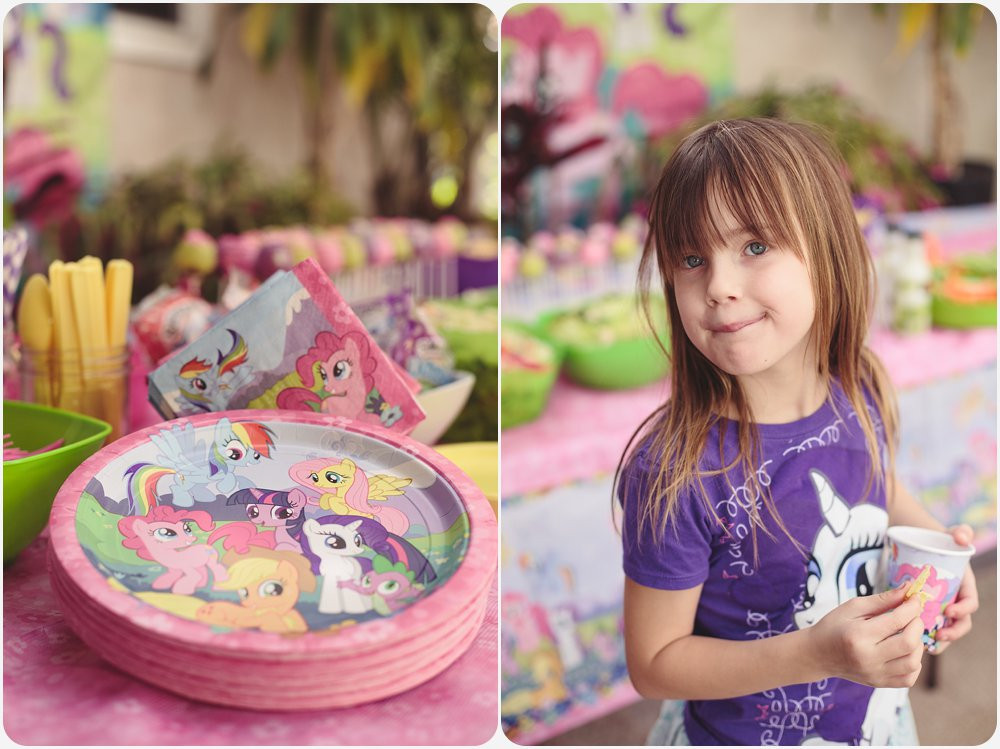 Best ideas about Birthday Party San Diego . Save or Pin My Little Pony Birthday Party Now.