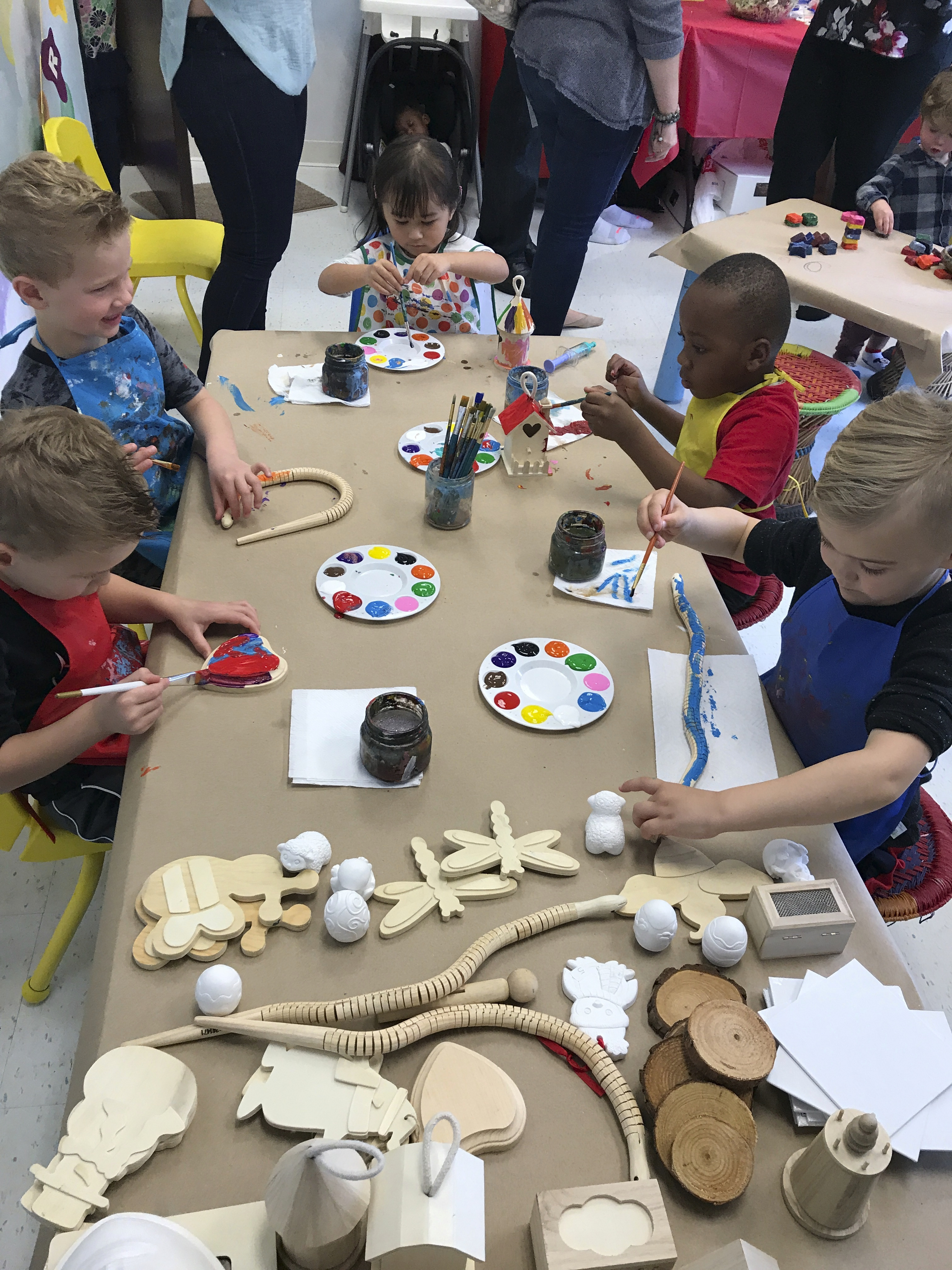 Best ideas about Birthday Party San Diego . Save or Pin Art Parties For Kids Birthday San Diego Now.