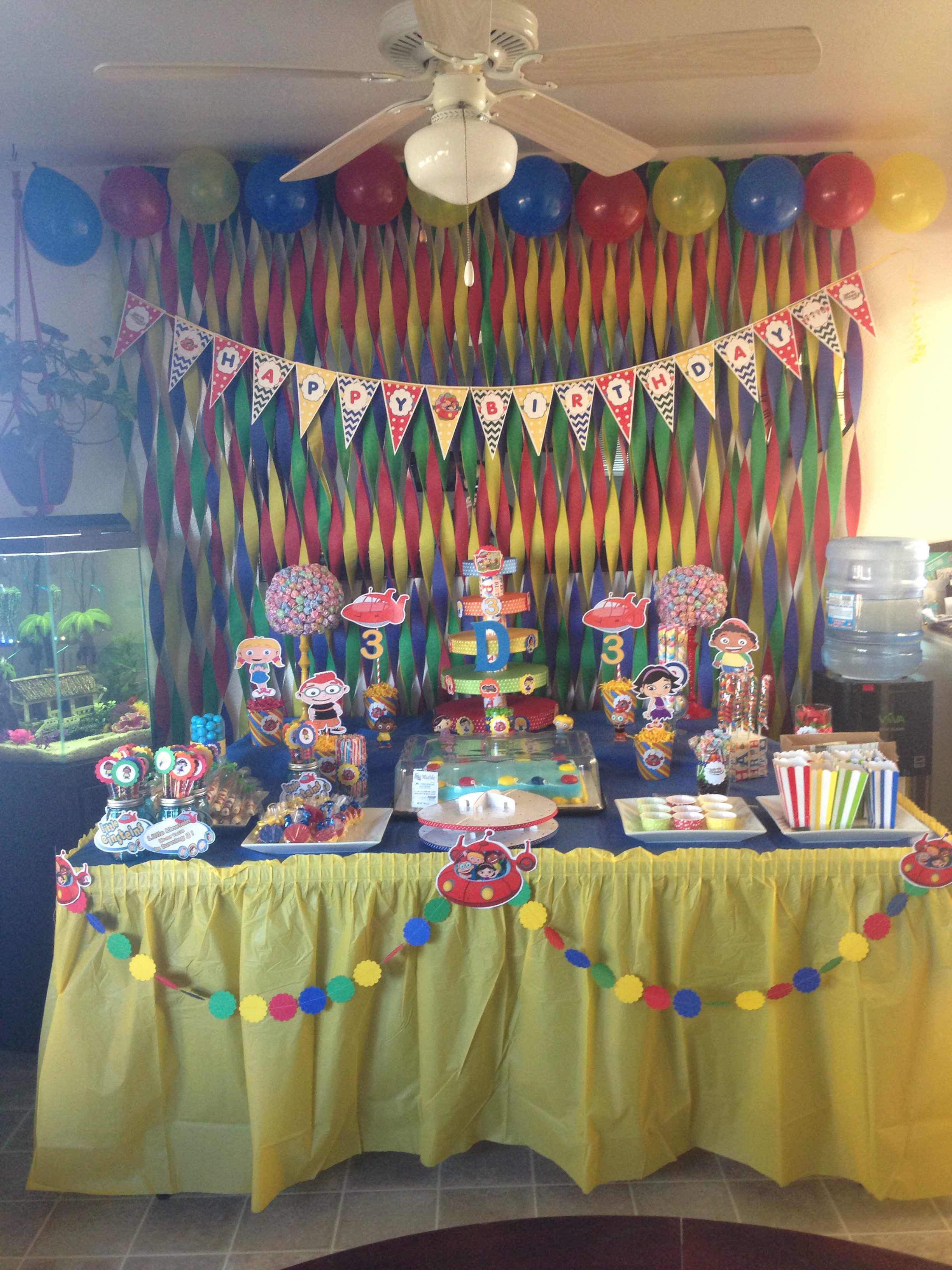 Best ideas about Birthday Party Supplies Online . Save or Pin Little Einsteins party supplies Now.