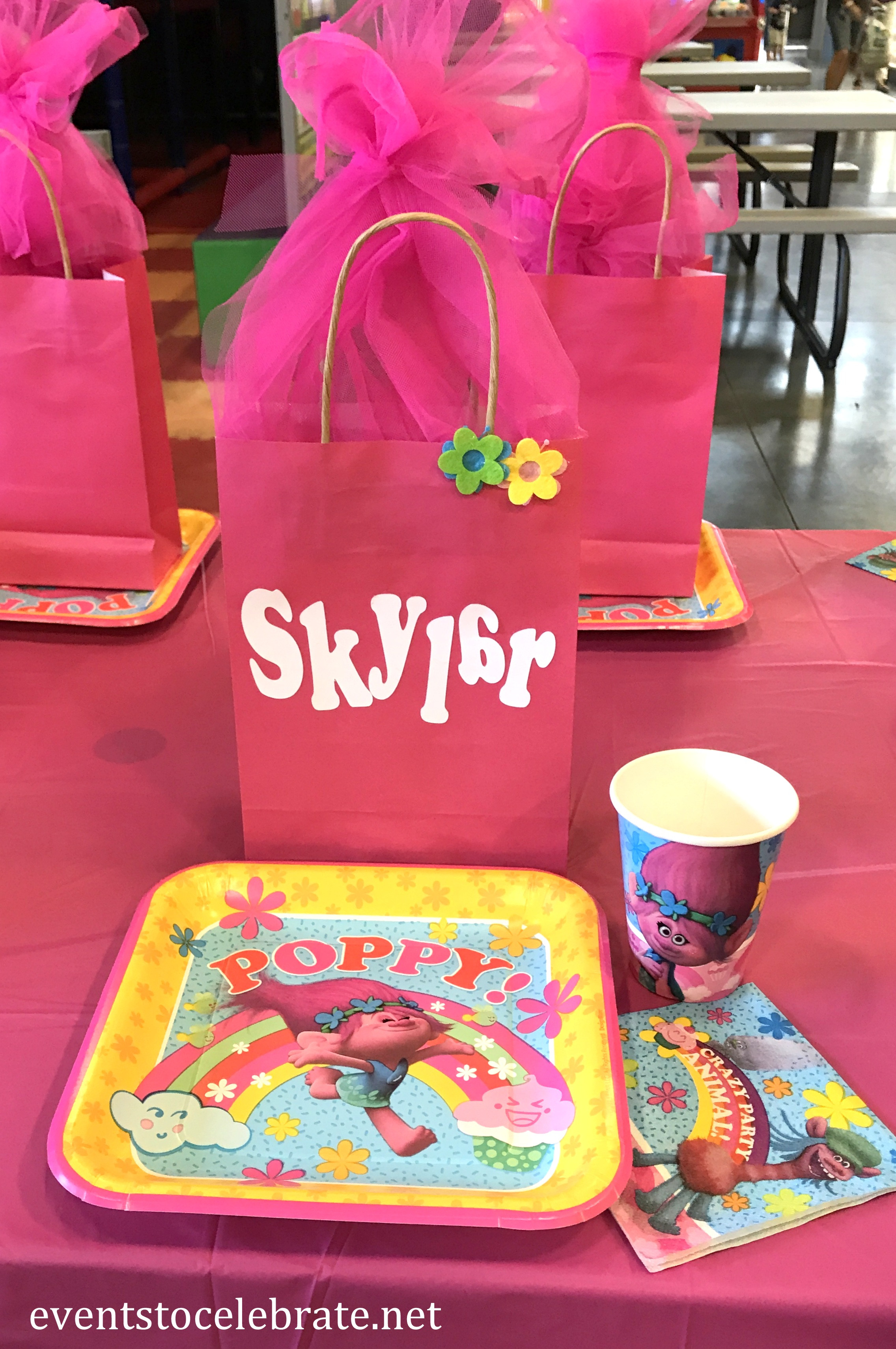 Best ideas about Birthday Party Supplies Online . Save or Pin Trolls Birthday Party Ideas events to CELEBRATE Now.