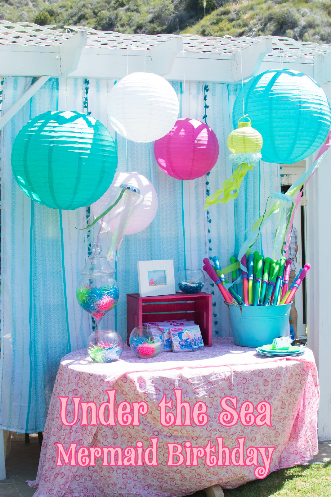 Best ideas about Birthday Party Supplies Online . Save or Pin Enchanted Events & Design Event Recap Mermaid Princess Now.